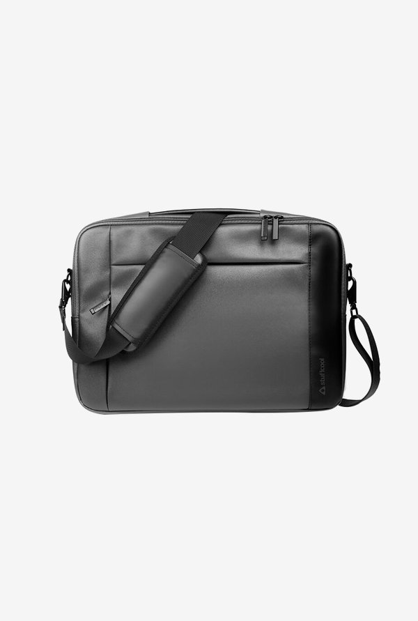 "Stuffcool Travail Backpack for 13"" Macbook & Laptop (Grey)"