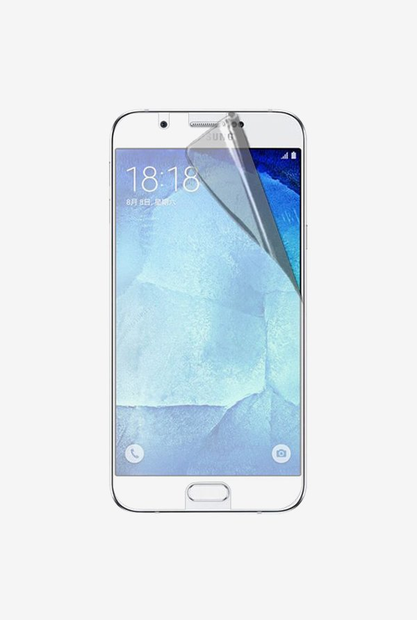 Stuffcool Screen Protector for Samsung Galaxy A8