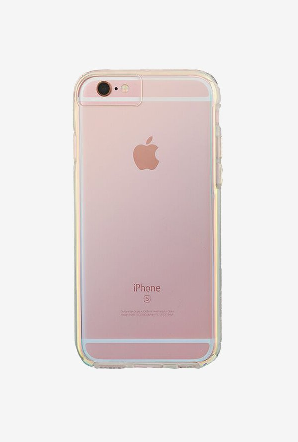 Casemate Back Case for Apple iPhone 6 / 6S (Clear)