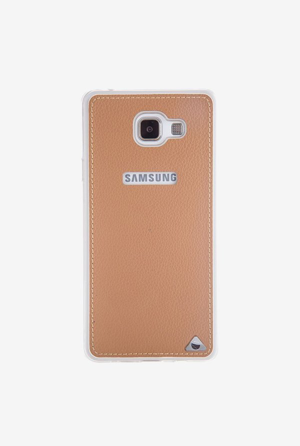 Stuffcool Levog Back Case for Samsung Galaxy A5 (Brown)
