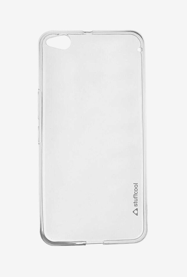 Stuffcool Pure Back Case for HTC One X9 (Clear)