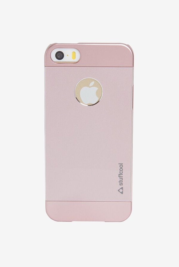 Stuffcool Deco Back Case for iPhone 5/5S/SE (Rose Gold)