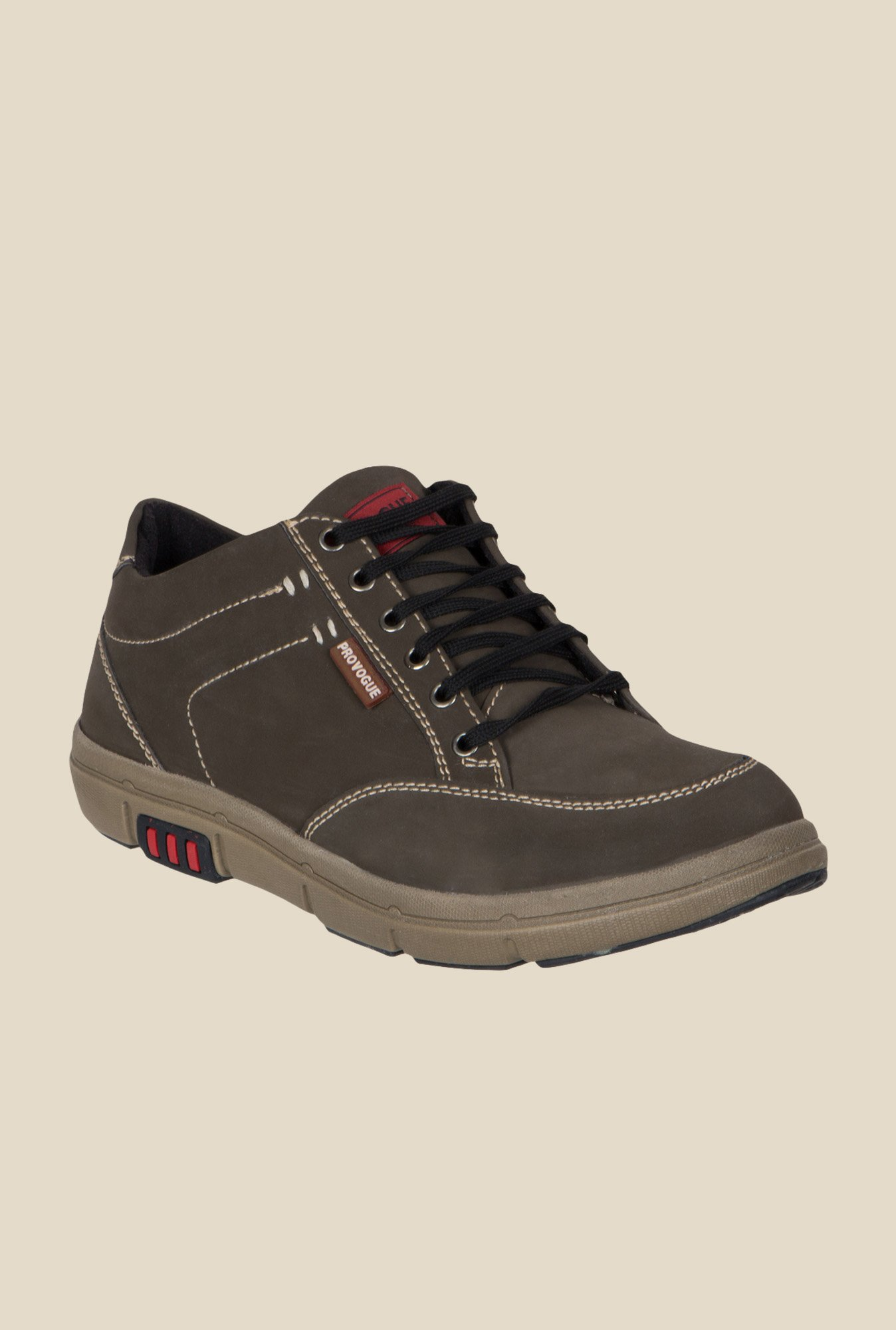 Provogue Olive Casual Shoes