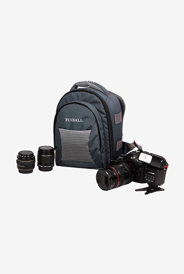 Pinball BT'X' Camera Backpack (Grey)