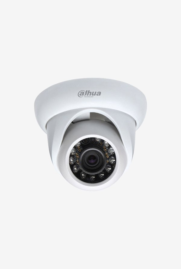 Dahua HDW1100SP-0360B CMOS Dome Camera (White)