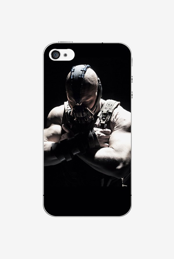 Ziddi BANE Hard Back Cover for iPhone 4S (Multi)