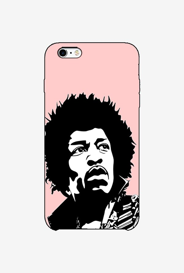Ziddi AFRCNGY Hard Back Cover for iPhone 6S (Multi)