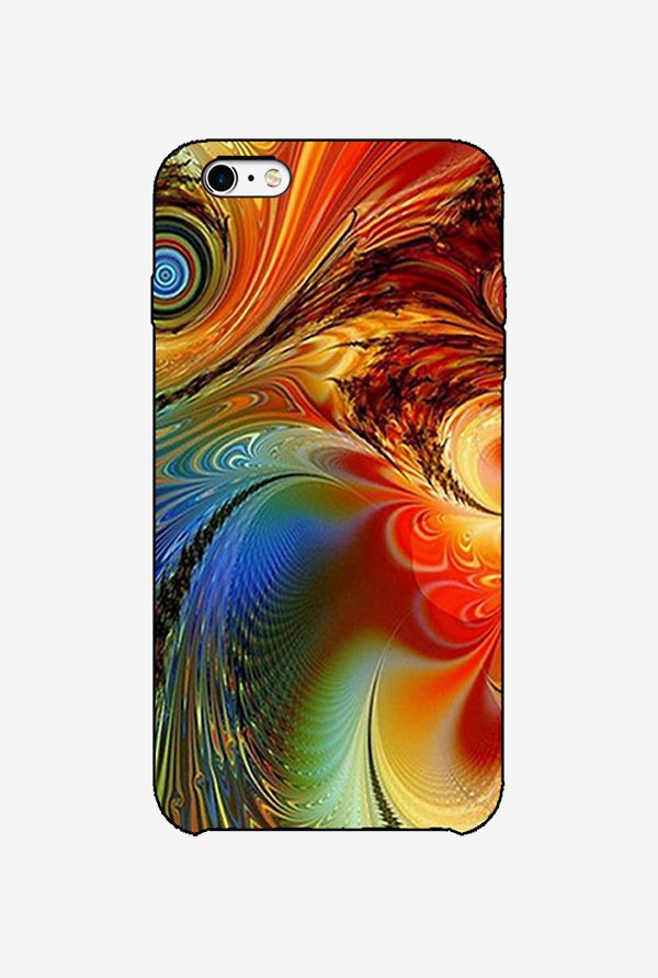 Ziddi CLRDESGN Hard Back Cover for iPhone 6S (Multi)