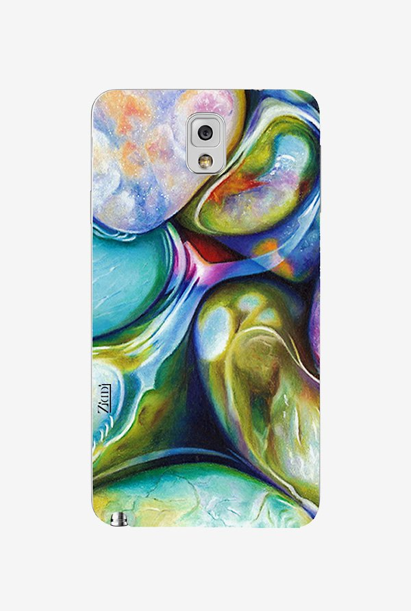 Ziddi COLOREFFECT Hard Back Cover for Galaxy Note 3 (Multi)