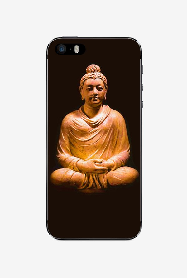 Ziddi LORDBUDDHA Hard Back Cover for iPhone 5S (Multi)