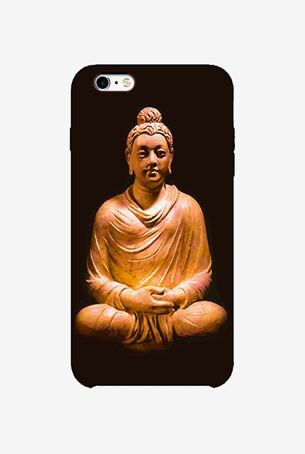 Ziddi LORDBUDDHA Hard Back Cover for iPhone 6 (Multi)