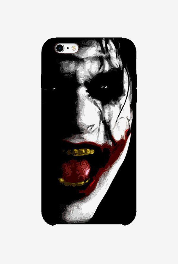 Ziddi JOKER Hard Back Cover for iPhone 6 (Multi)