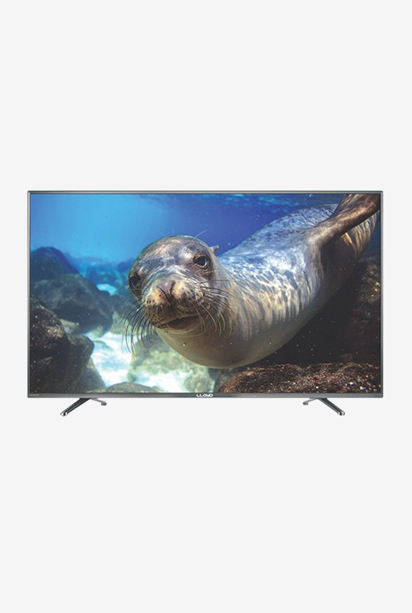 Lloyd L32S 81 cm (32) Smart HD Ready TV (Black)