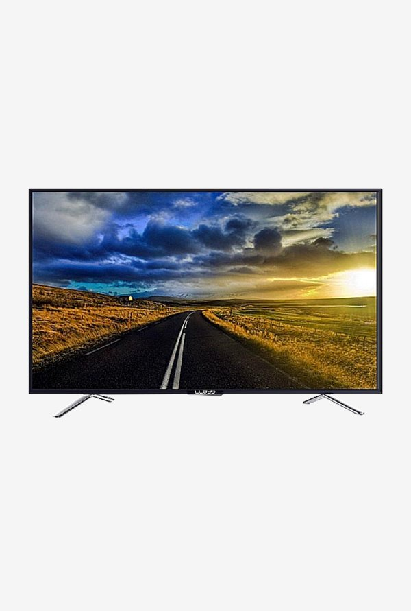 Lloyd L42UHD 106.6 cm (42) Ultra HD (4K) TV (Black)