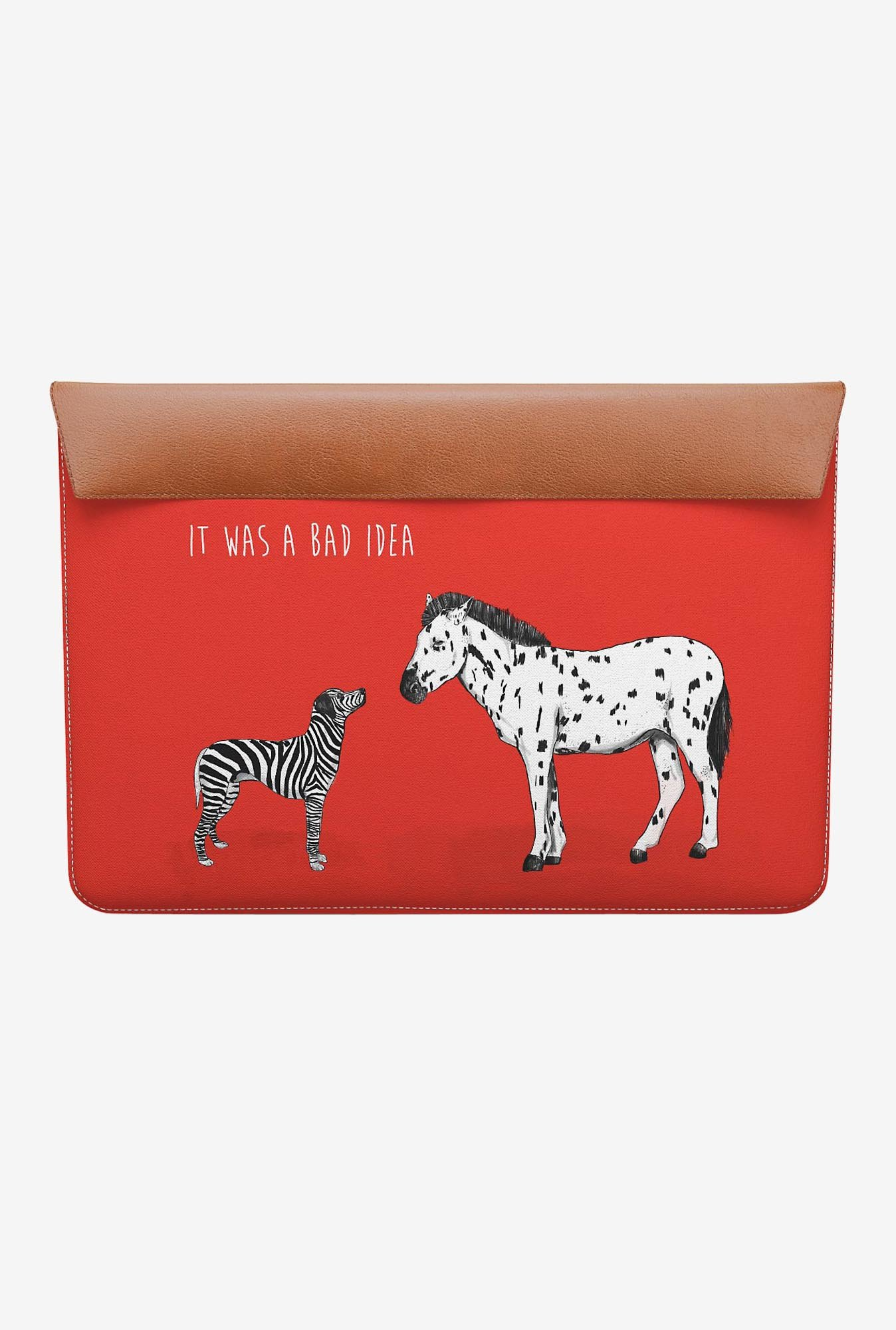 "DailyObjects Bad Idea MacBook Air 11"" Envelope Sleeve"