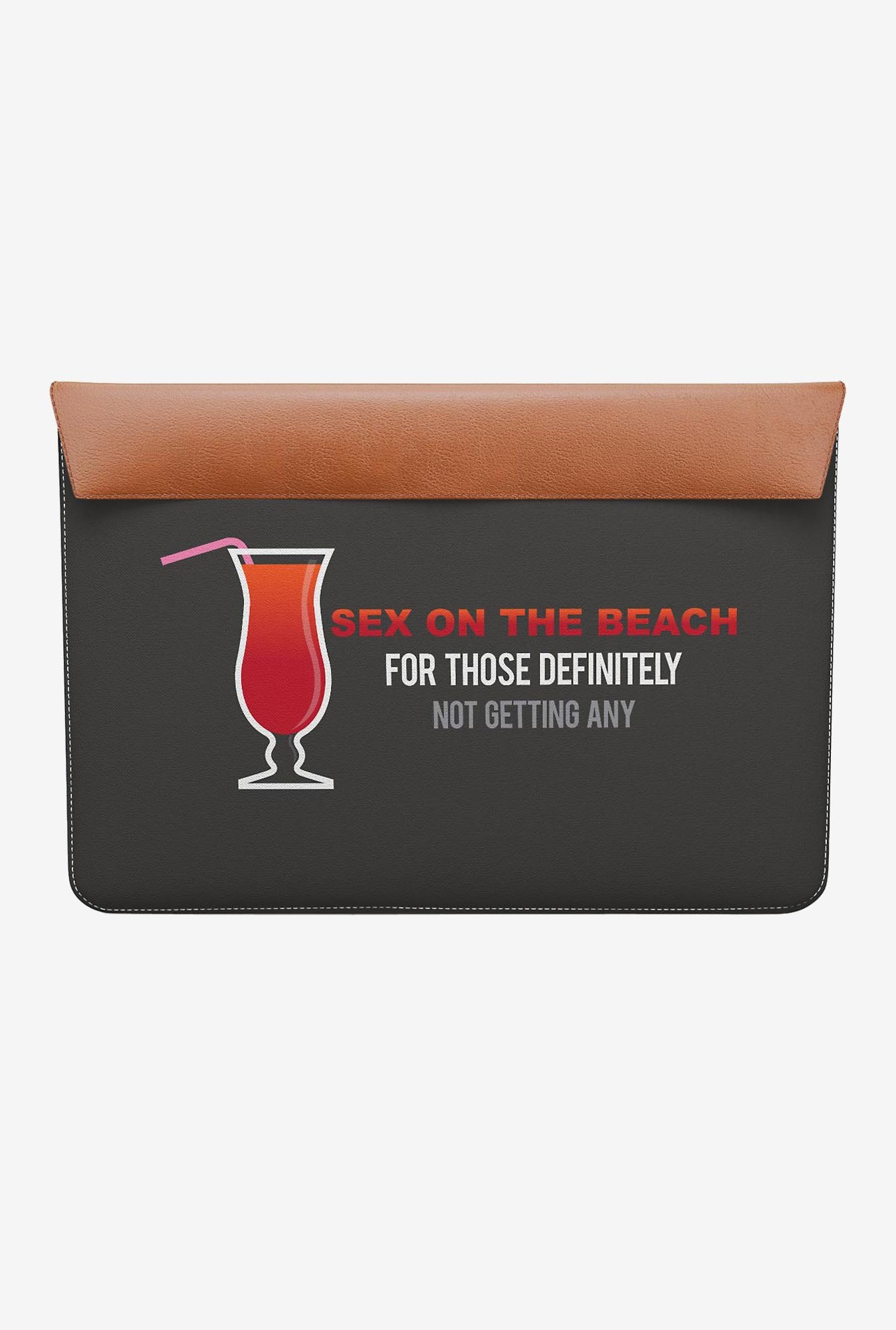 "DailyObjects On The Beach MacBook Air 11"" Envelope Sleeve"