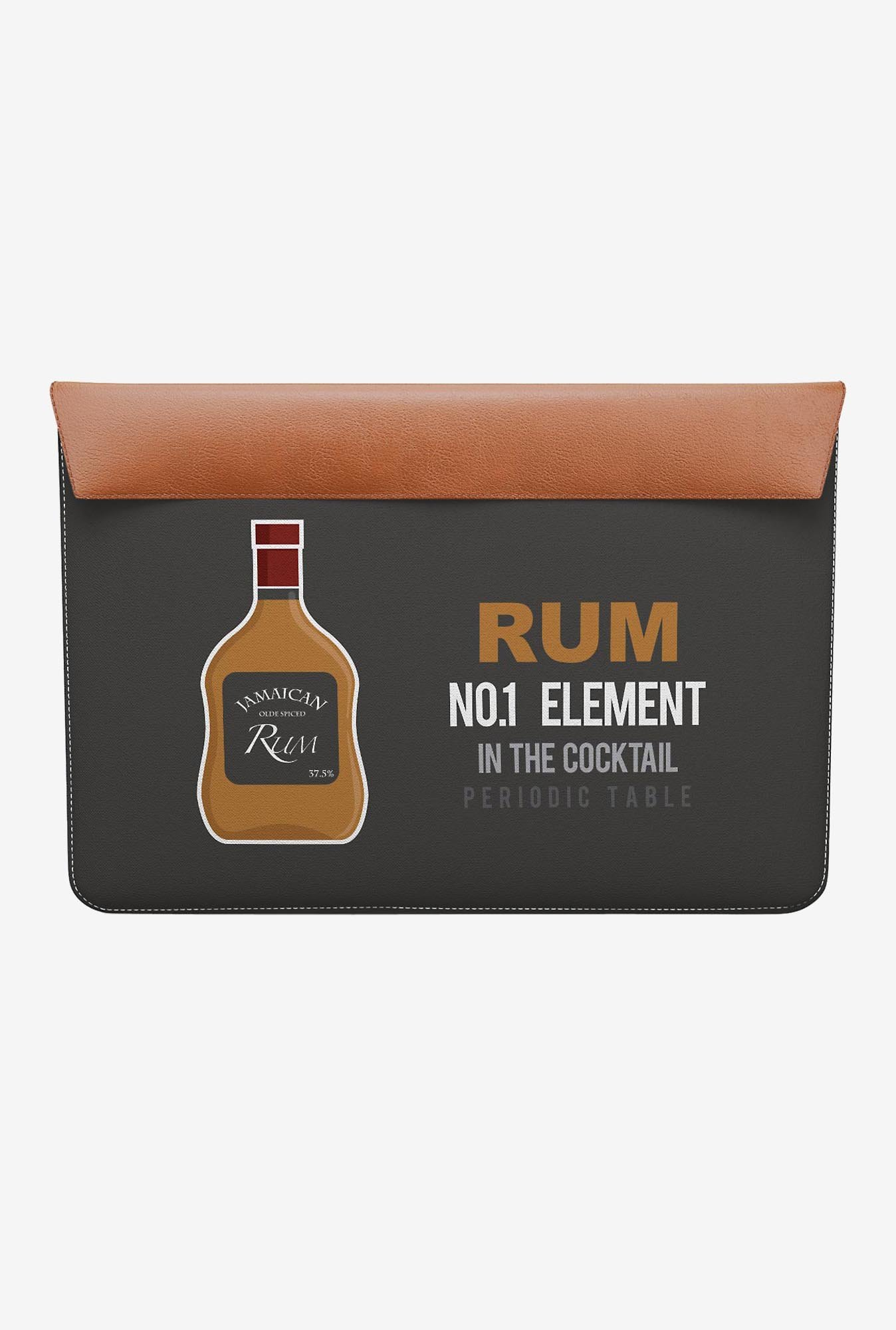 "DailyObjects Rum MacBook Air 11"" Envelope Sleeve"