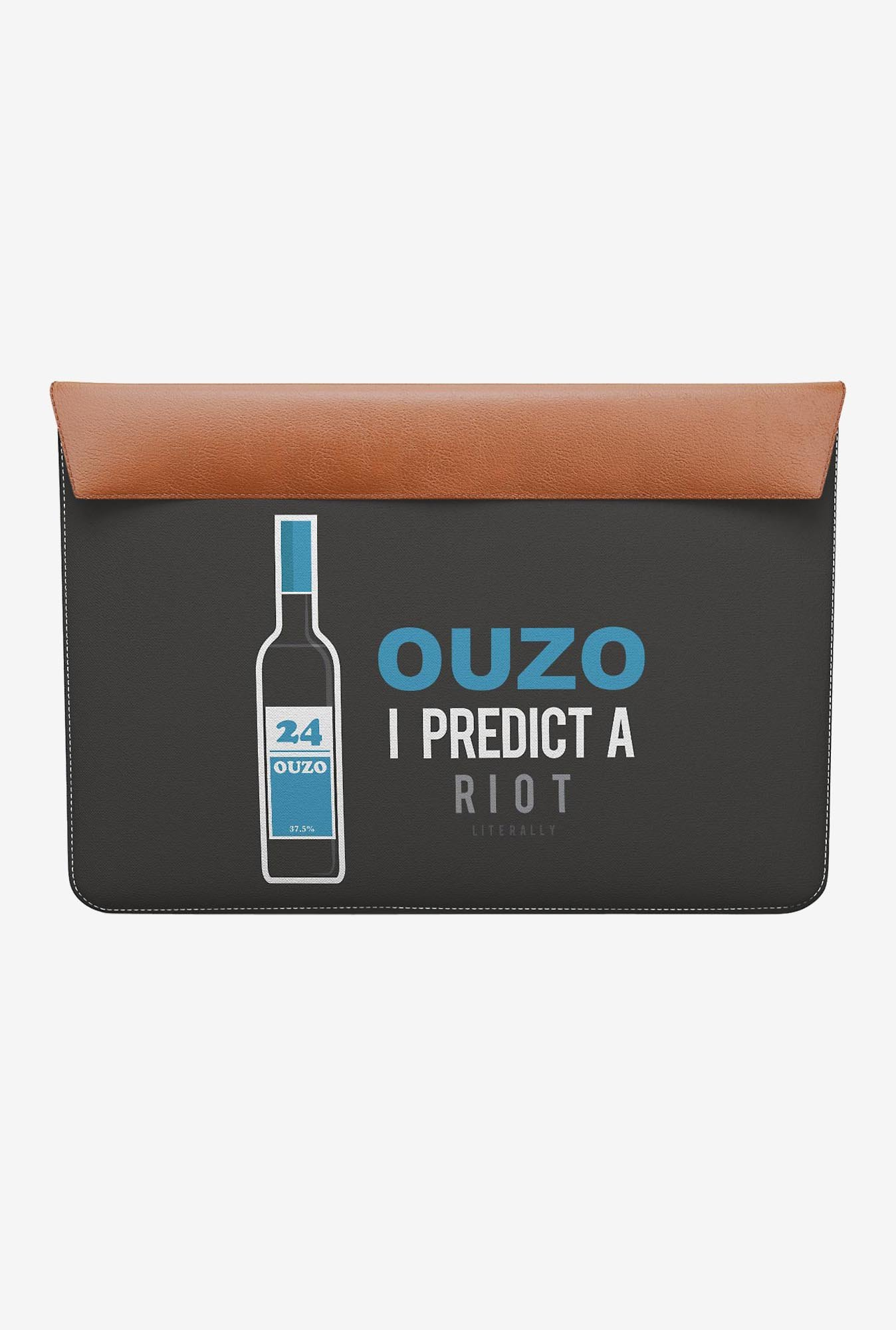 "DailyObjects Ouzo MacBook Air 13"" Envelope Sleeve"
