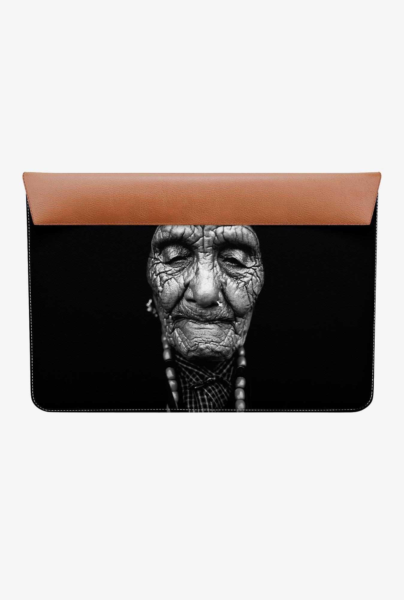 "DailyObjects Aged Skin MacBook Pro 13"" Envelope Sleeve"