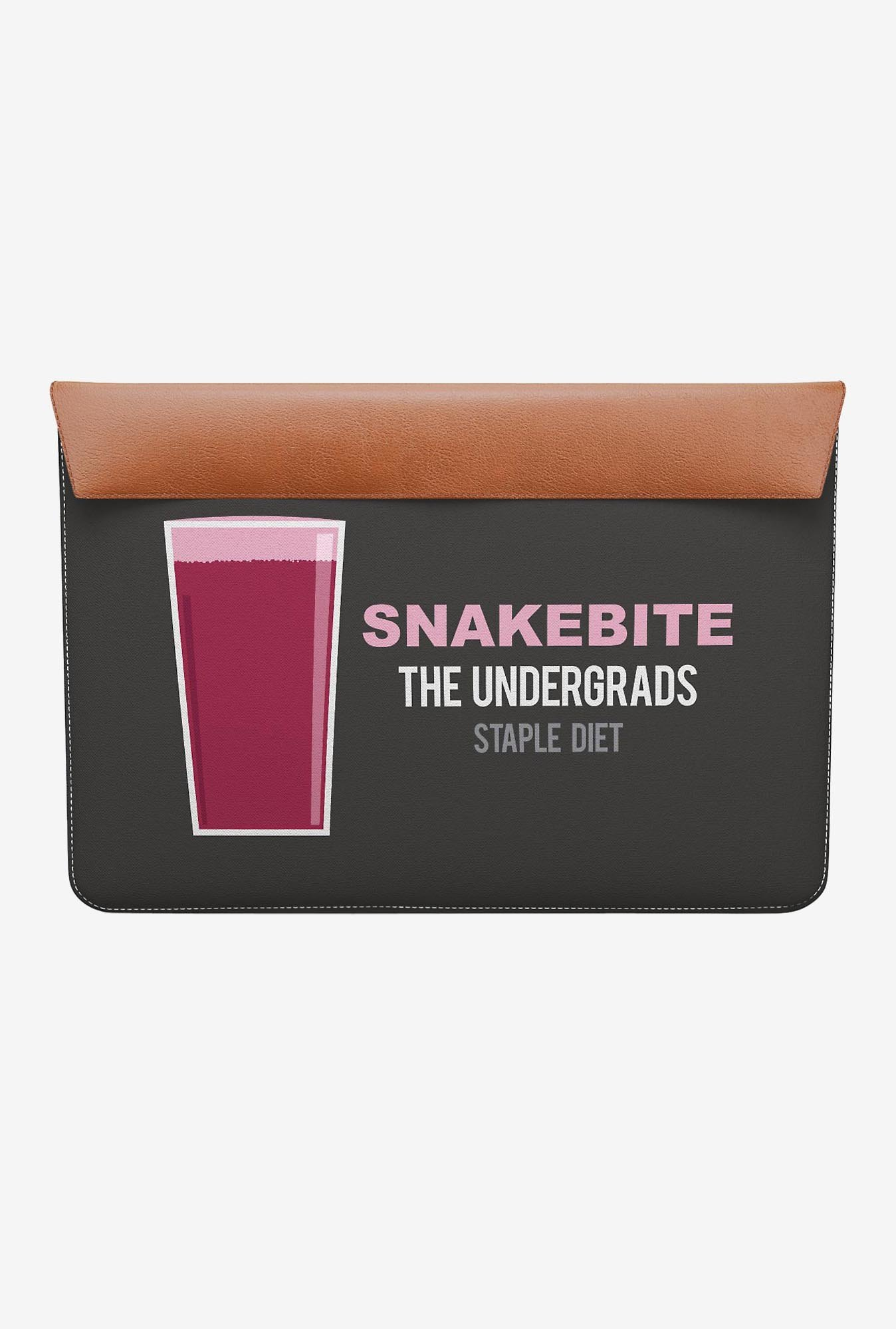 "DailyObjects Snakebite MacBook Air 11"" Envelope Sleeve"