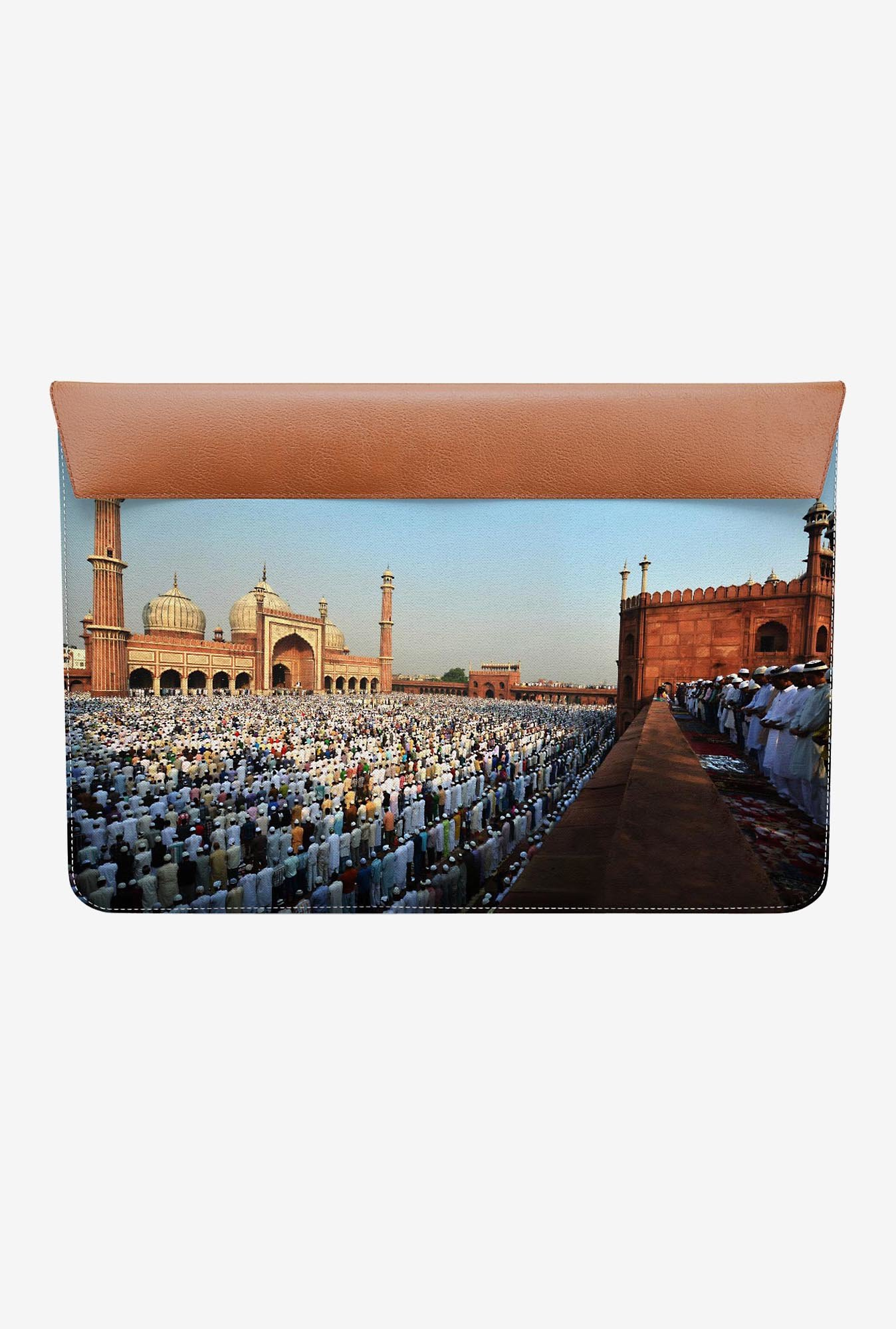 "DailyObjects Jama Masjid MacBook Air 13"" Envelope Sleeve"