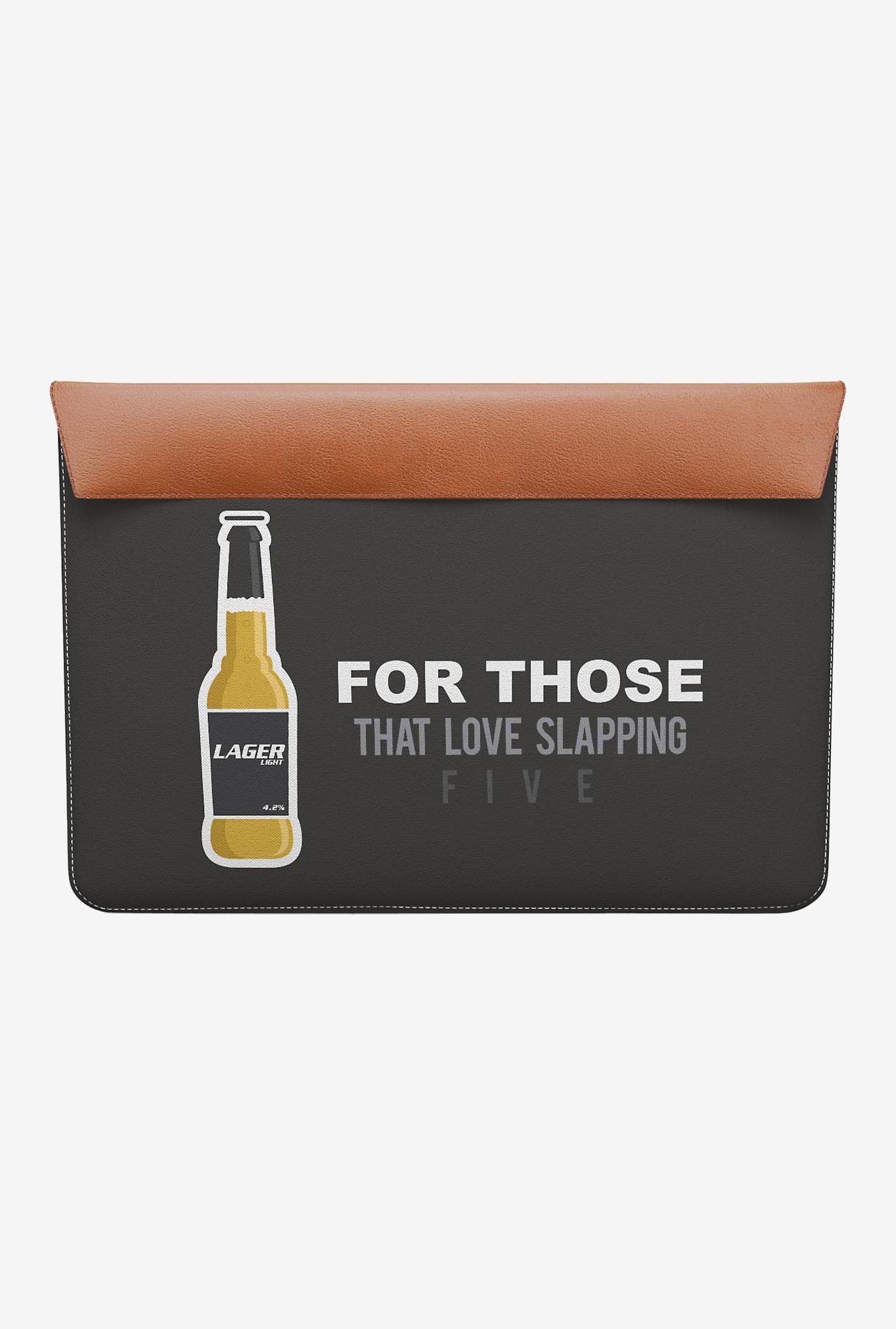 "DailyObjects Lager Light MacBook Air 13"" Envelope Sleeve"