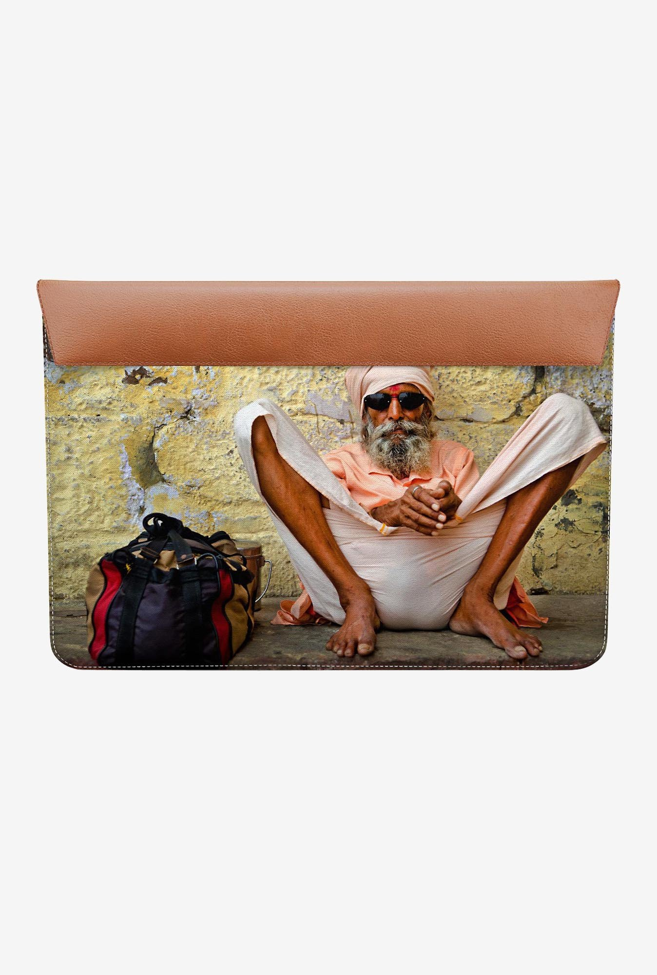 "DailyObjects Just Chillin MacBook 12"" Envelope Sleeve"