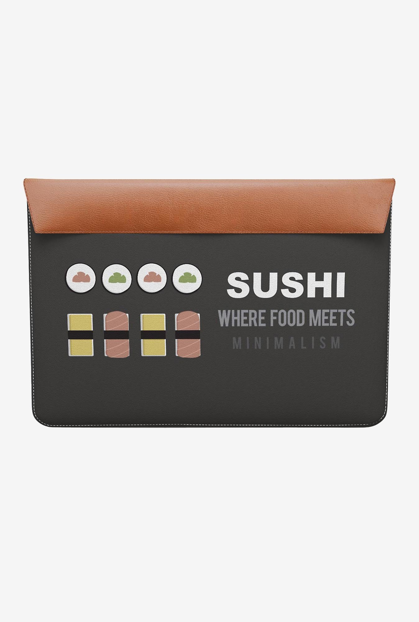 "DailyObjects Sushi MacBook 12"" Envelope Sleeve"