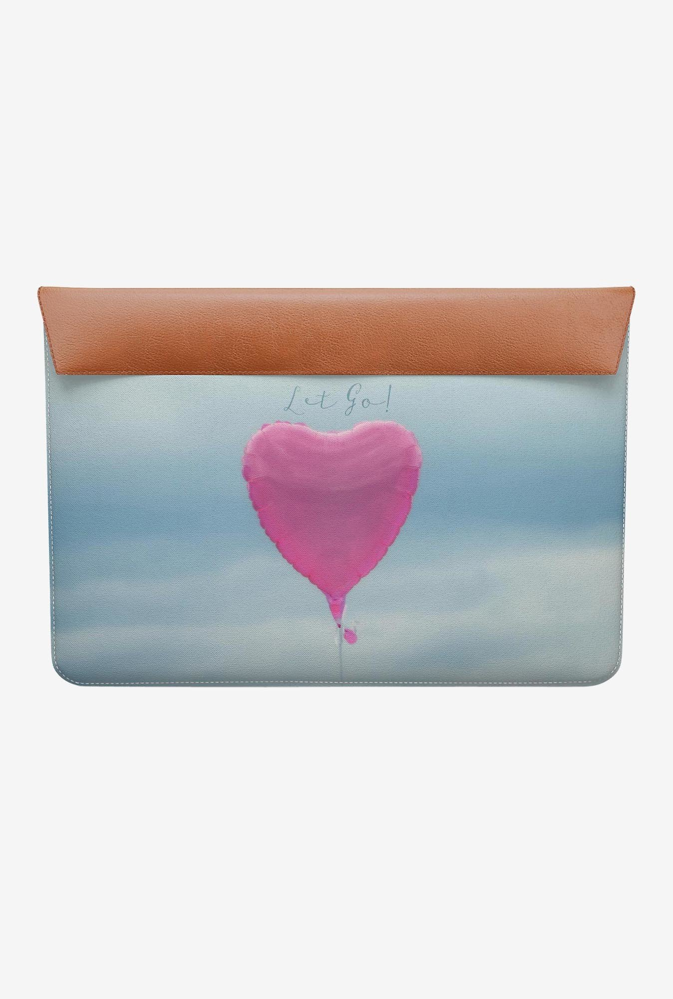 "DailyObjects Let Go MacBook 12"" Envelope Sleeve"