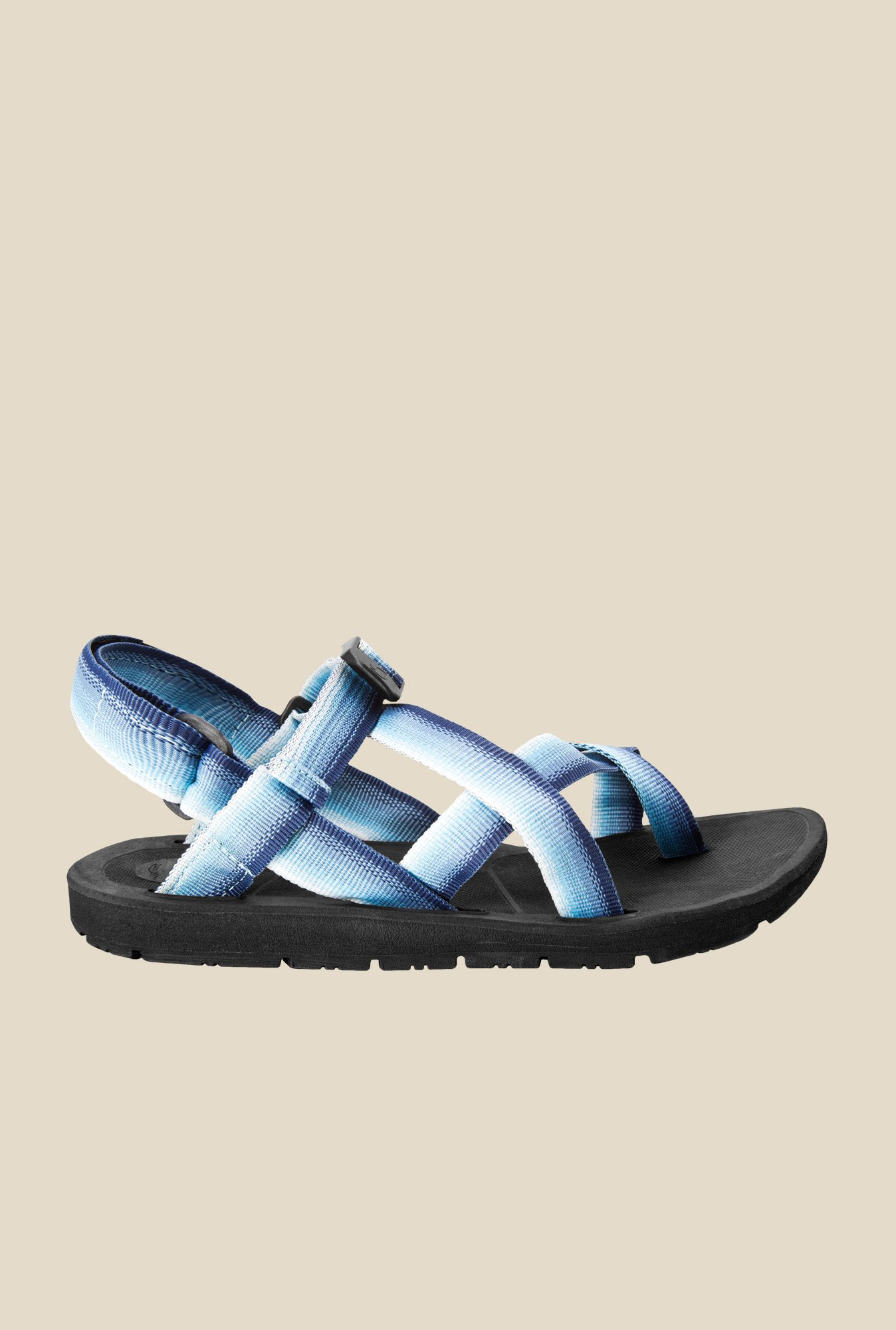 Wildcraft Blue Back Strap Sandals