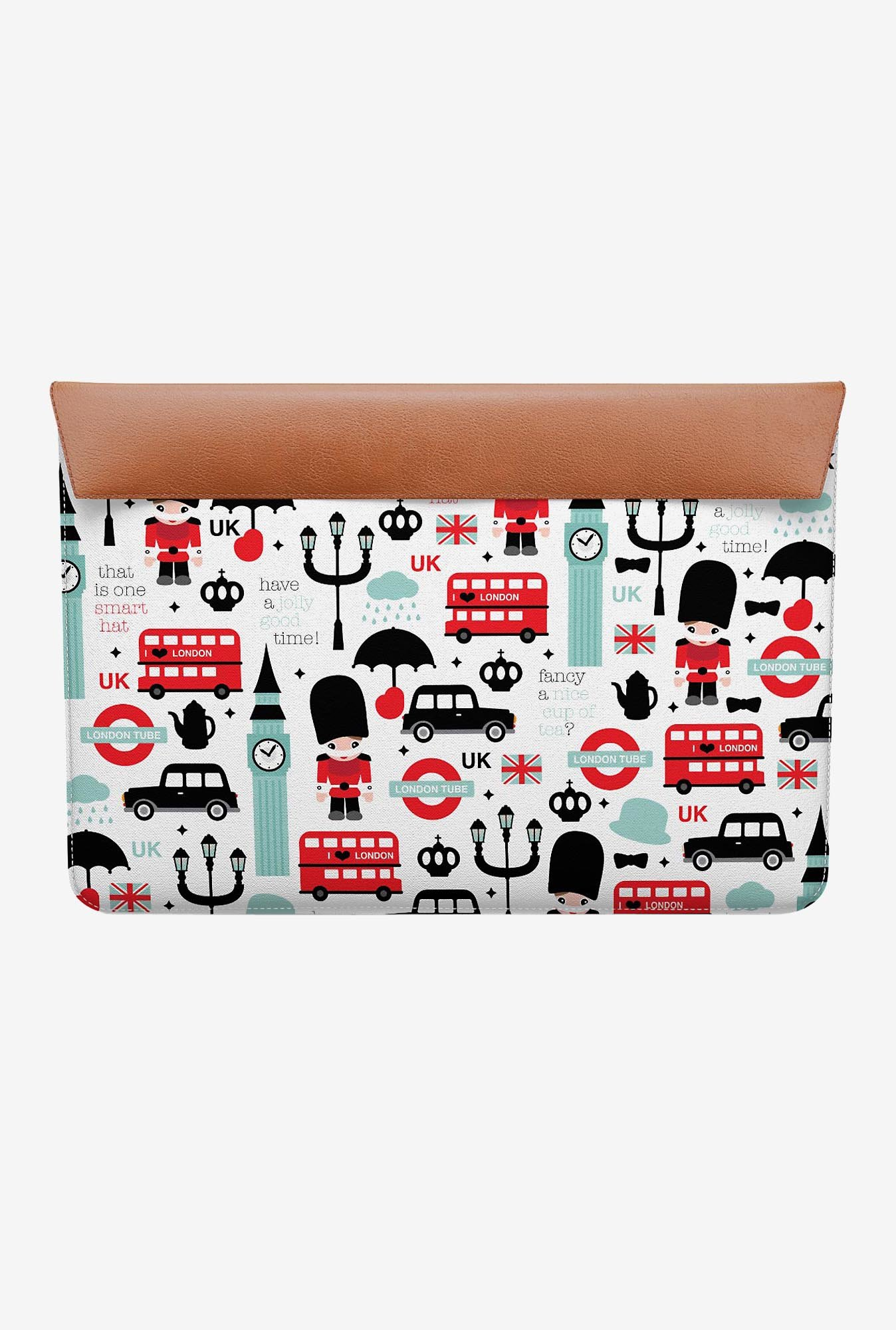 "DailyObjects London MacBook Pro 15"" Envelope Sleeve"
