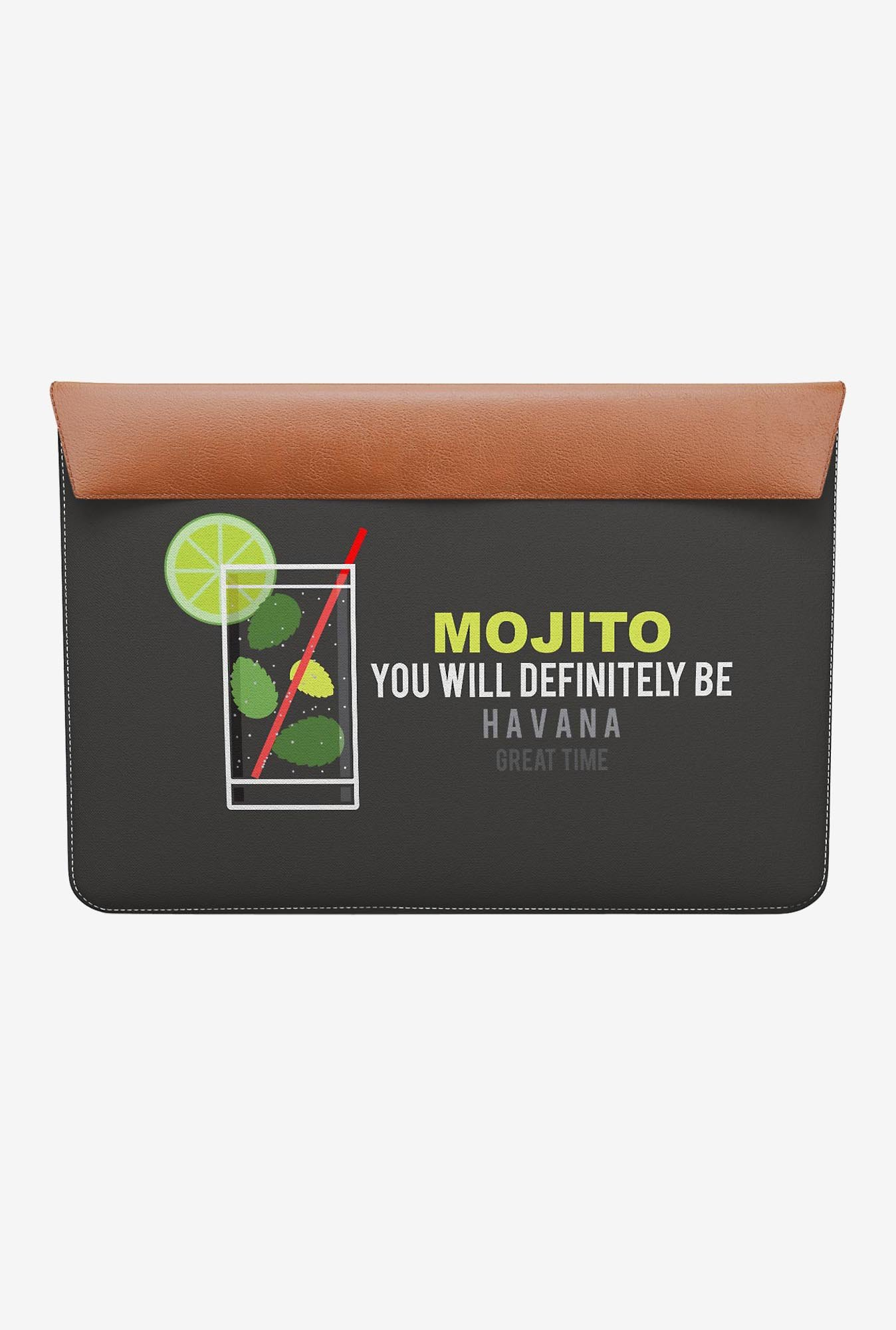 "DailyObjects Mojito MacBook 12"" Envelope Sleeve"