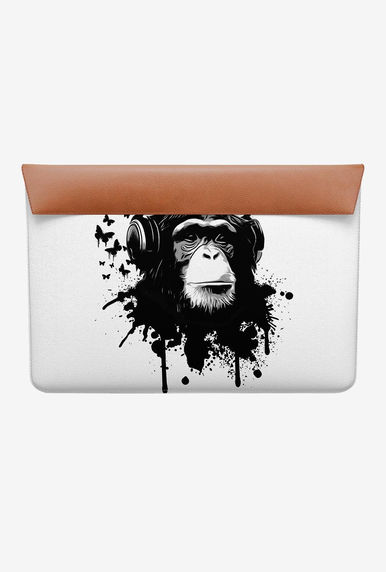 "DailyObjects Monkey Business MacBook 12"" Envelope Sleeve"
