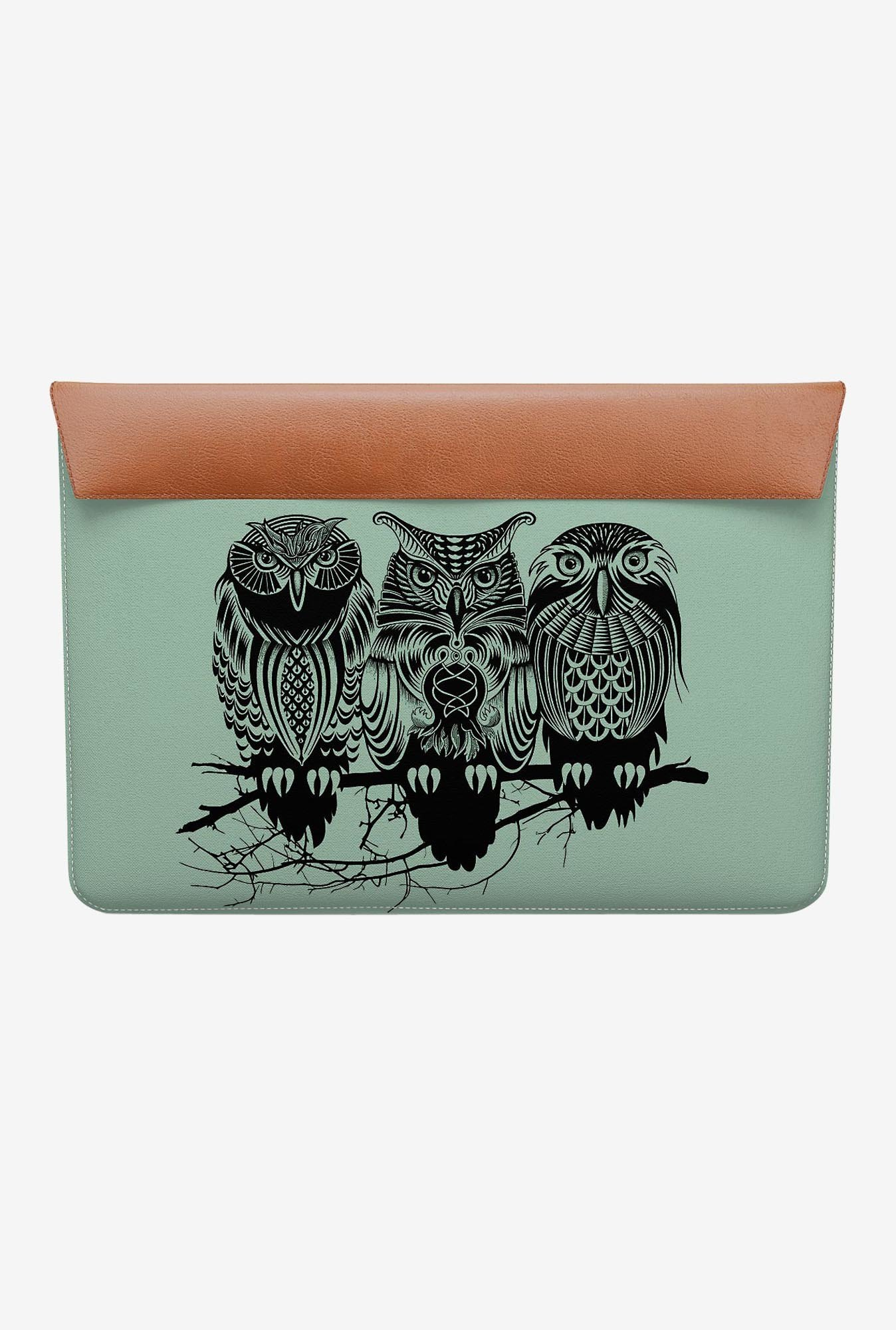 "DailyObjects Owls of the Nile MacBook 12"" Envelope Sleeve"