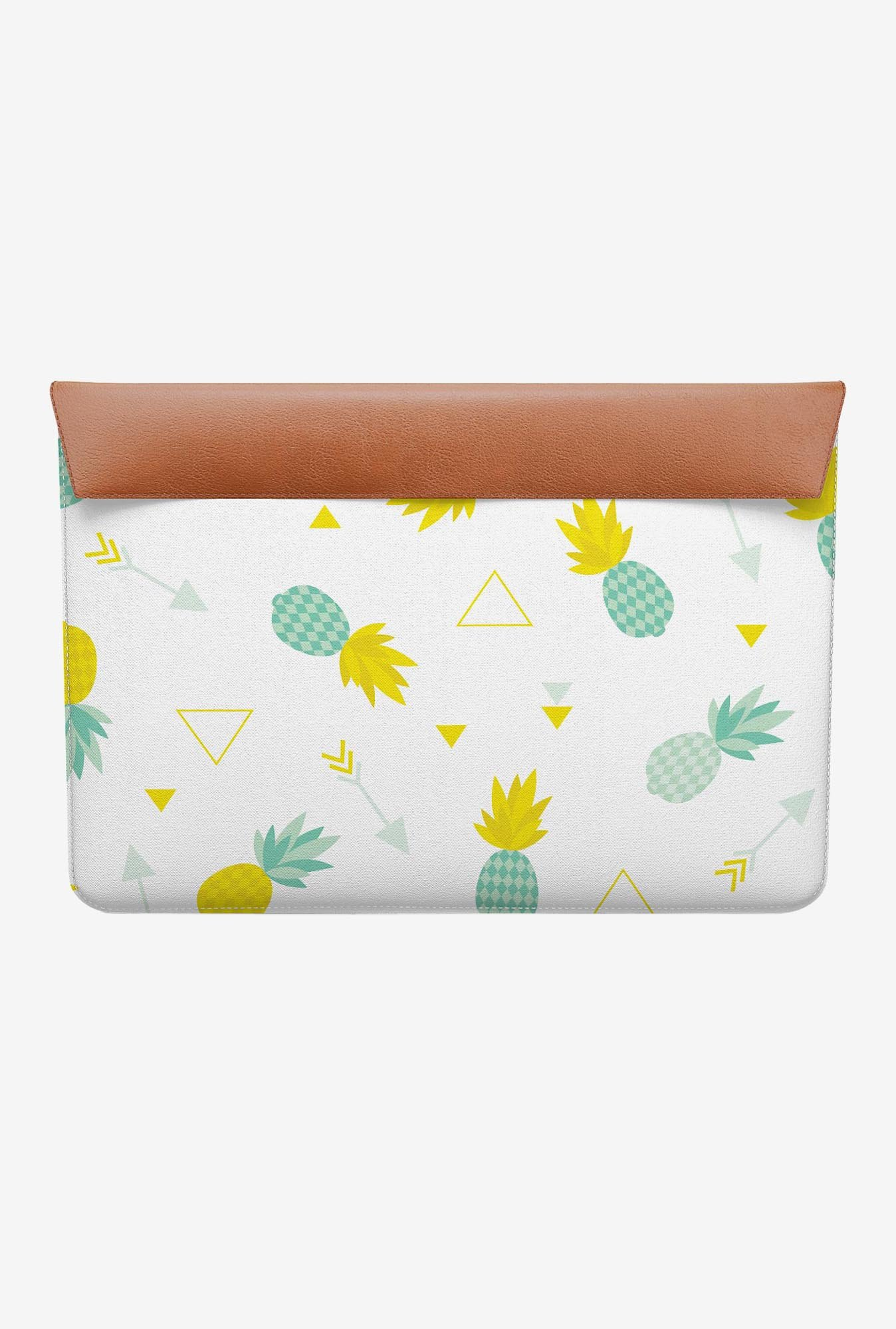 "DailyObjects Pineapple MacBook 12"" Envelope Sleeve"