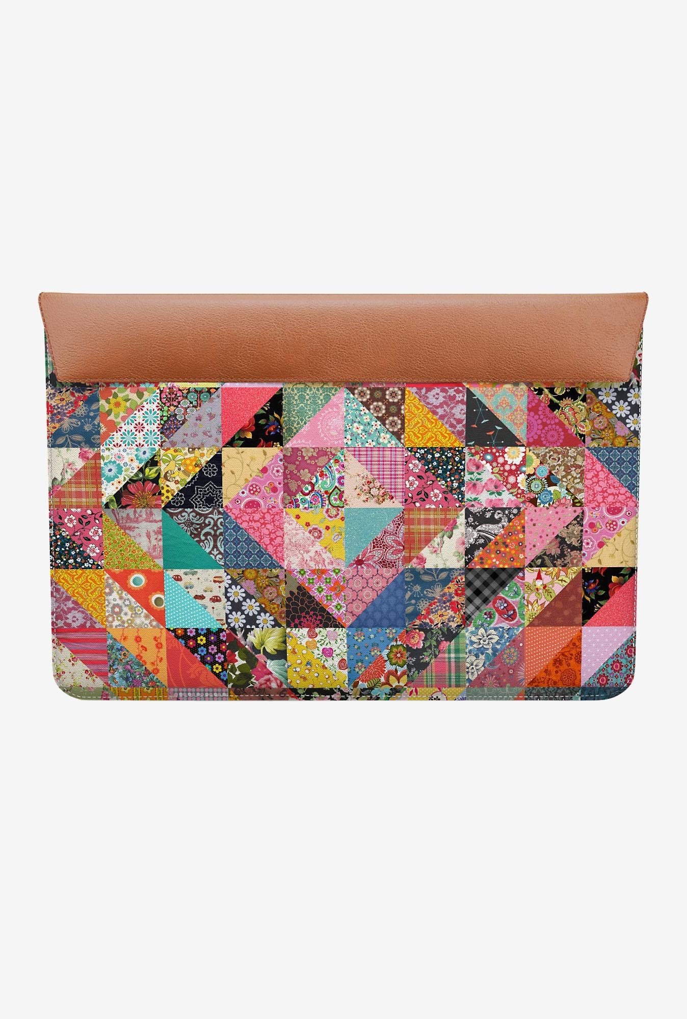 "DailyObjects Quilt MacBook 12"" Envelope Sleeve"