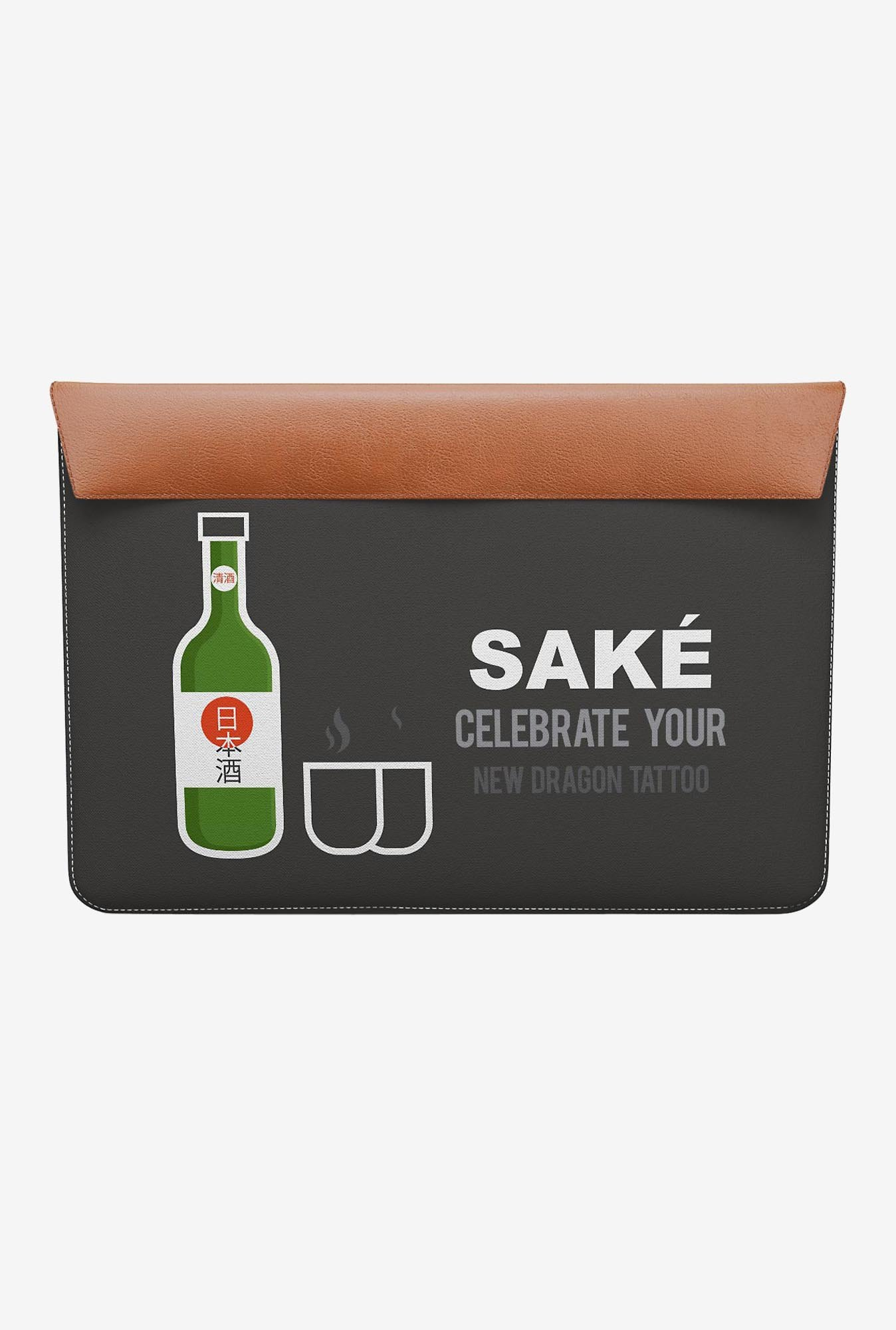 "DailyObjects Sake MacBook Pro 15"" Envelope Sleeve"