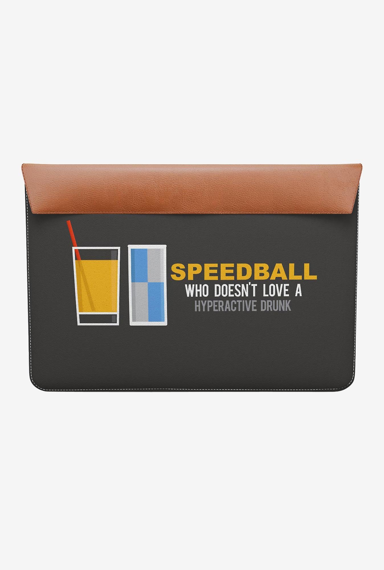 "DailyObjects Speedball MacBook 12"" Envelope Sleeve"