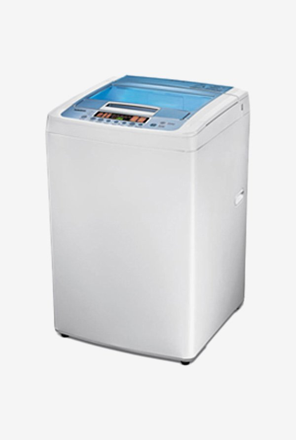 LG T7508TEDLL 6.5 Kg Top Load Washing Machine (Silver)