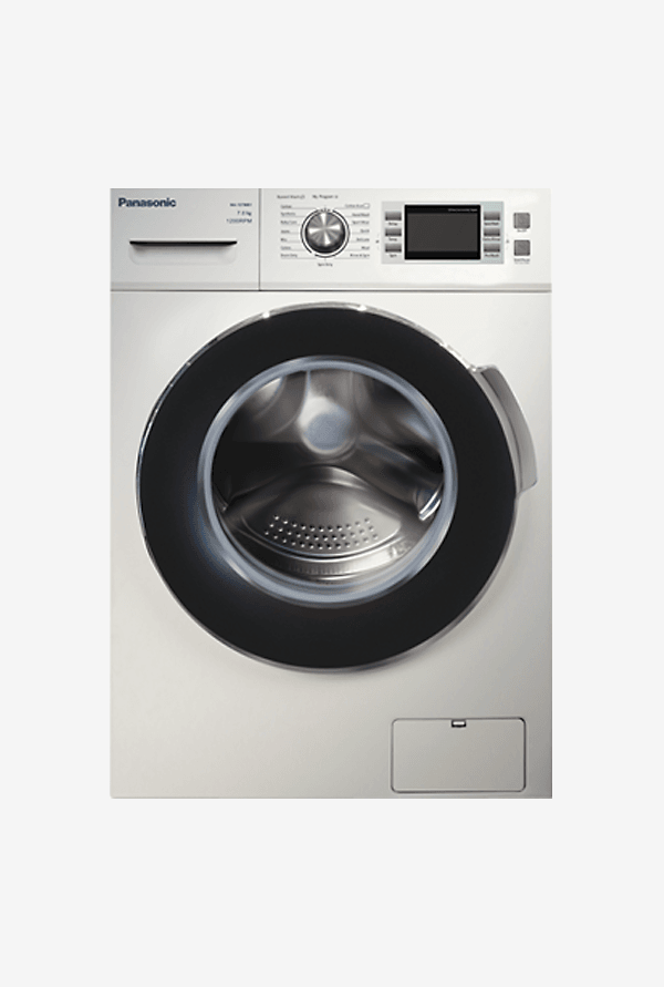 Panasonic NA-127MB1L 7 Kg Washer and Dryer (Silver)