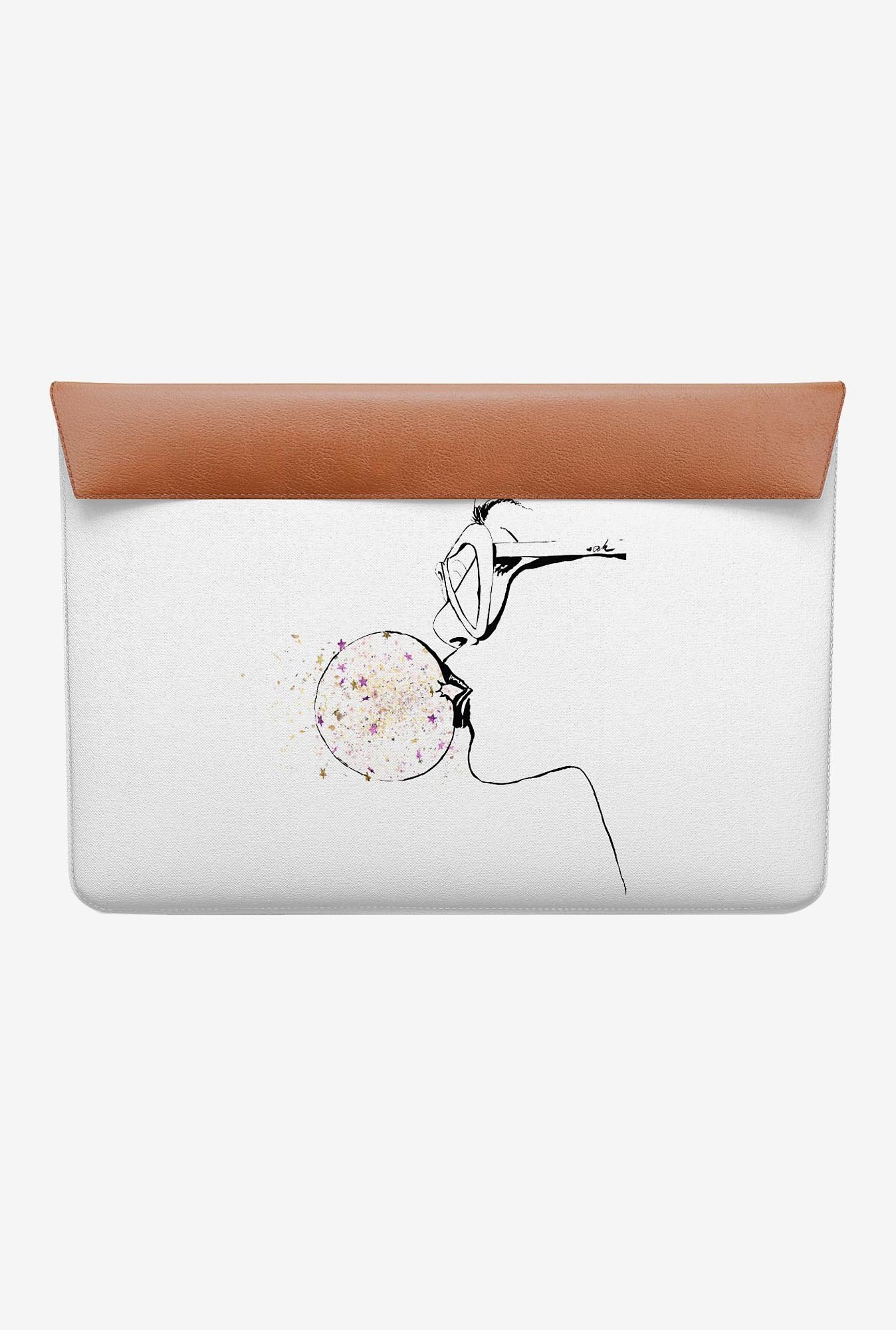 DailyObjects Bubble Gum MacBook Pro 13 Envelope Sleeve
