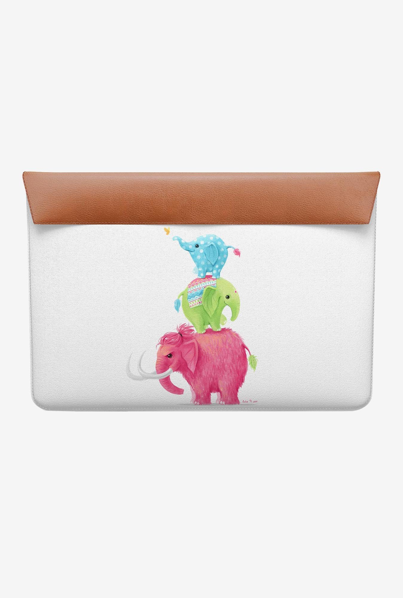 DailyObjects Candy Elephants MacBook Air 11 Envelope Sleeve