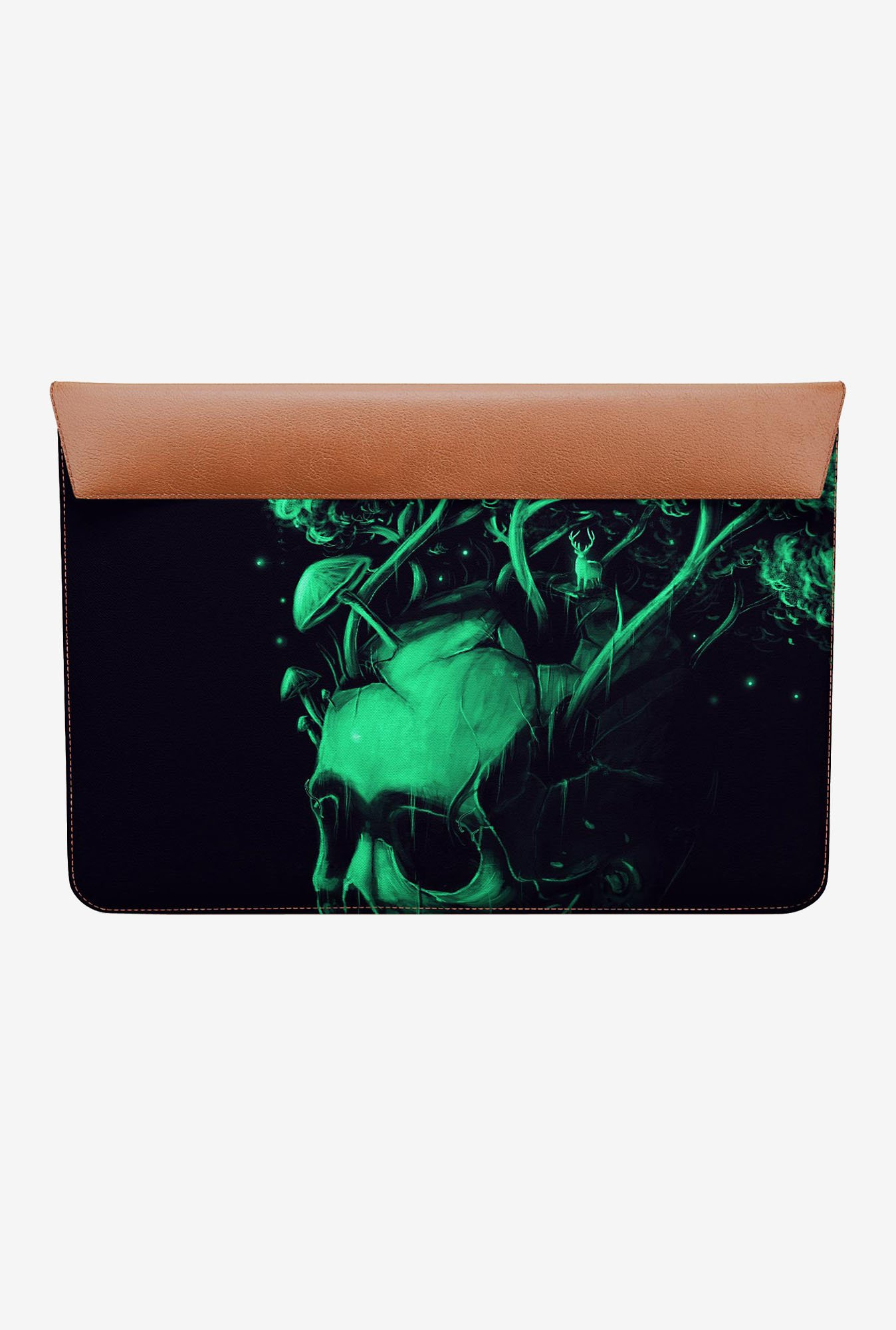 DailyObjects End Beginning MacBook Pro 13 Envelope Sleeve