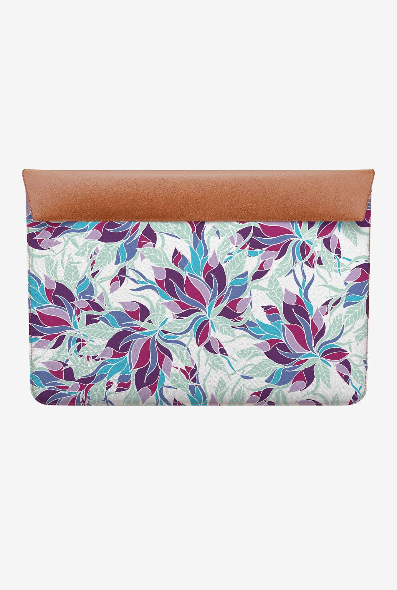 DailyObjects Fall Floral MacBook 12 Envelope Sleeve