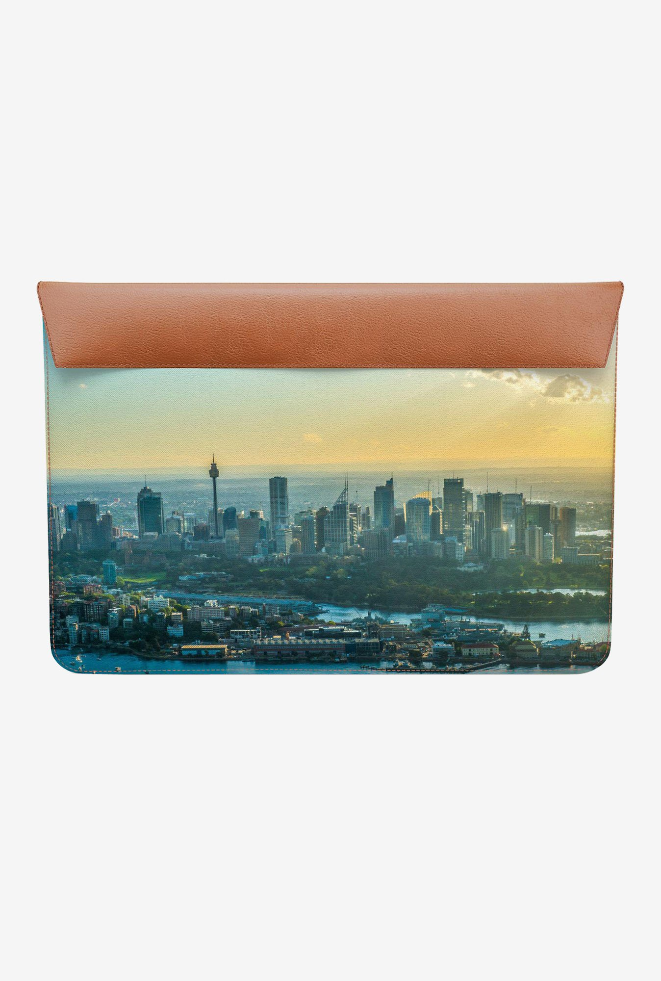 DailyObjects City at Dawn MacBook Air 13 Envelope Sleeve