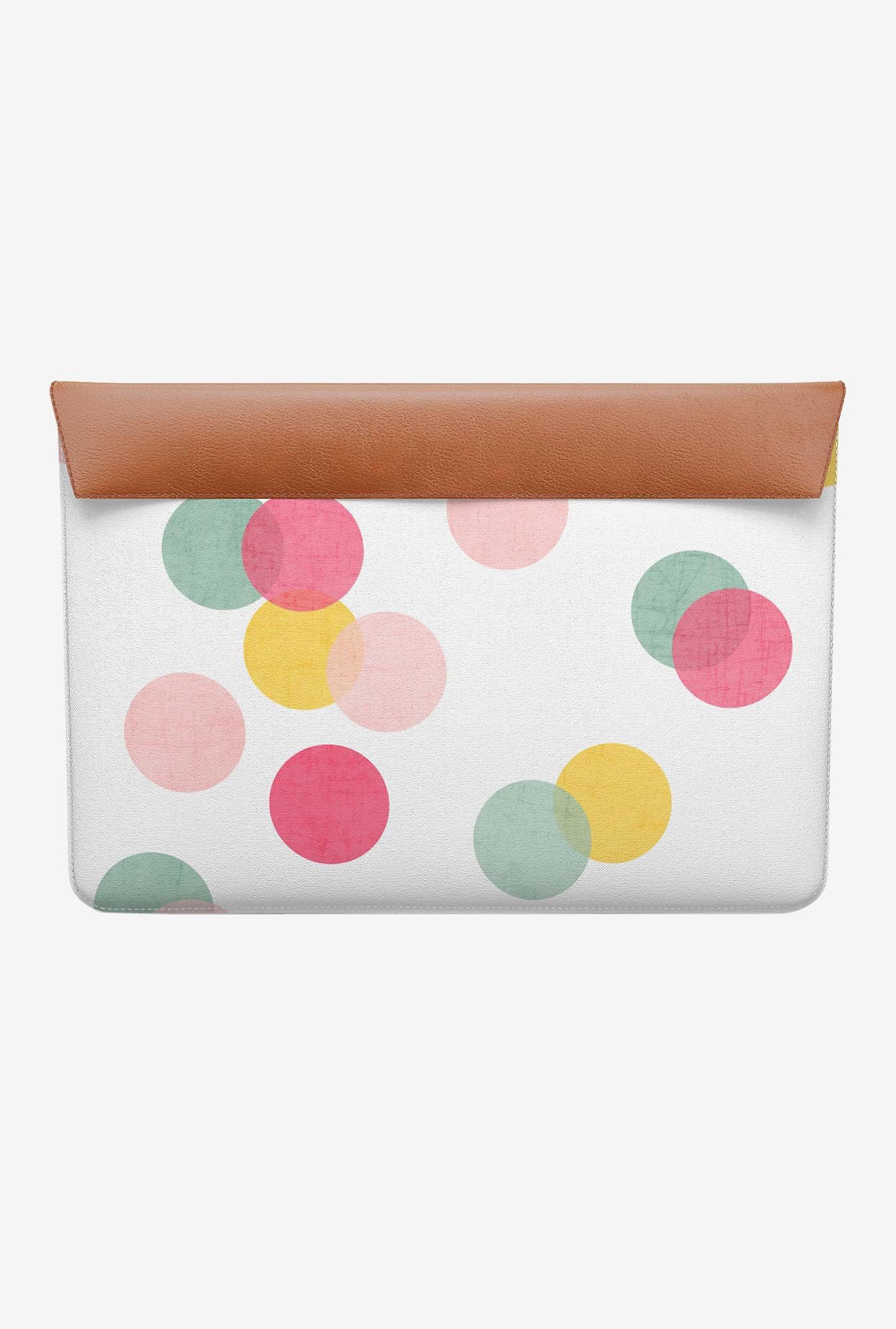 DailyObjects Confetti MacBook Air 11 Envelope Sleeve