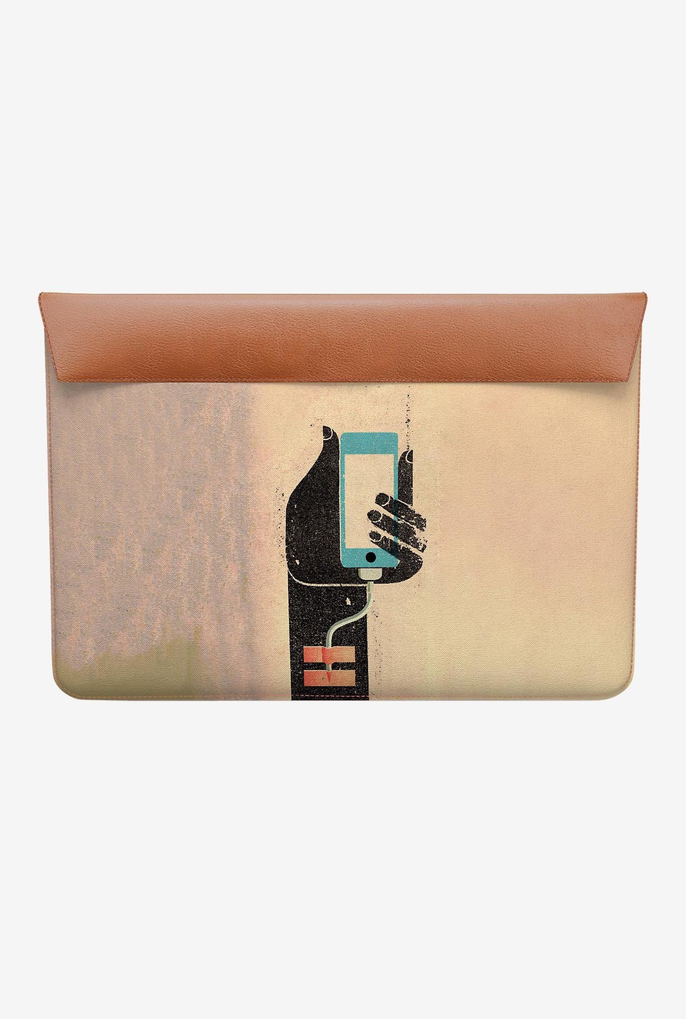 DailyObjects Lifeline MacBook 12 Envelope Sleeve