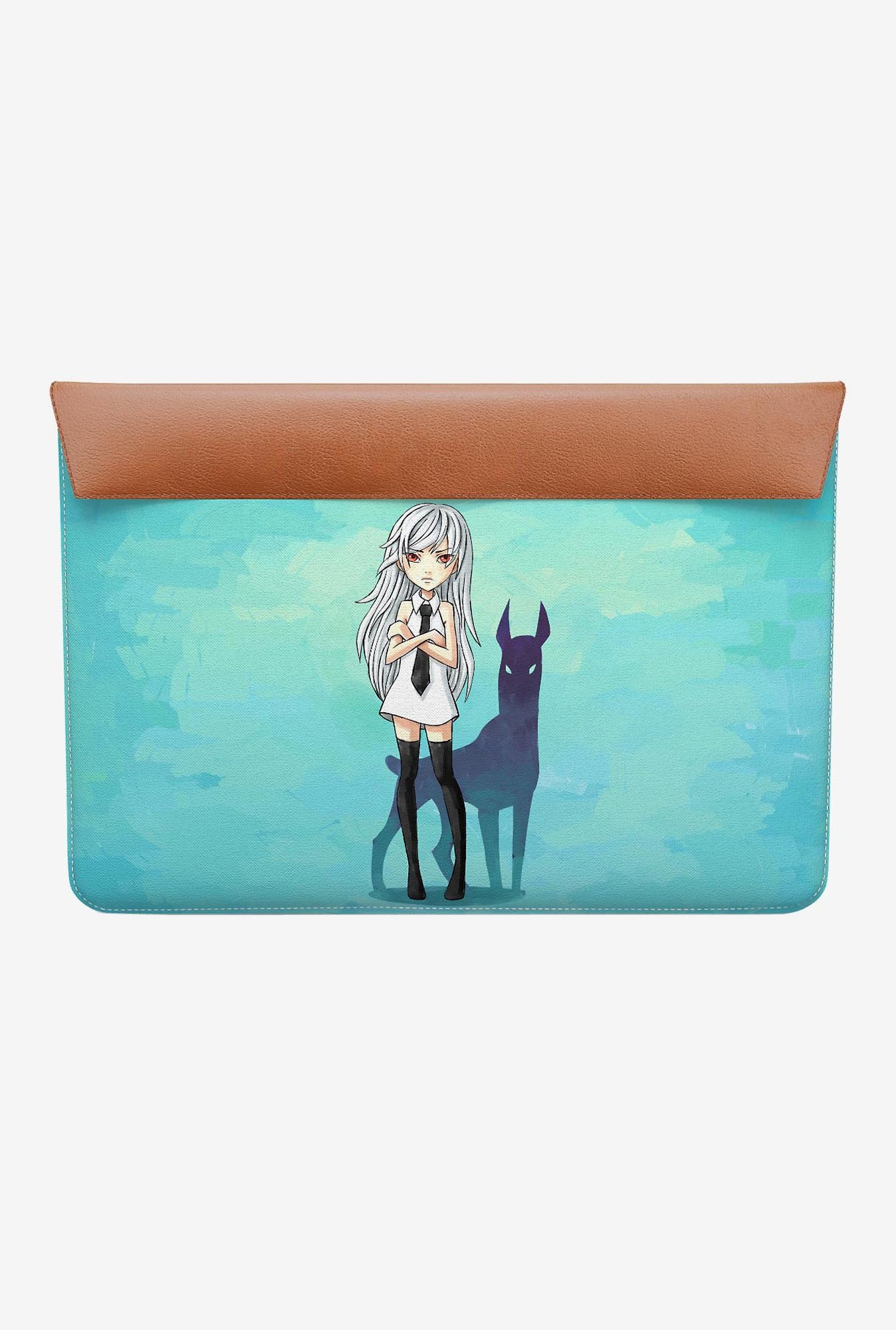 DailyObjects Doberman Guard MacBook Pro 15 Envelope Sleeve