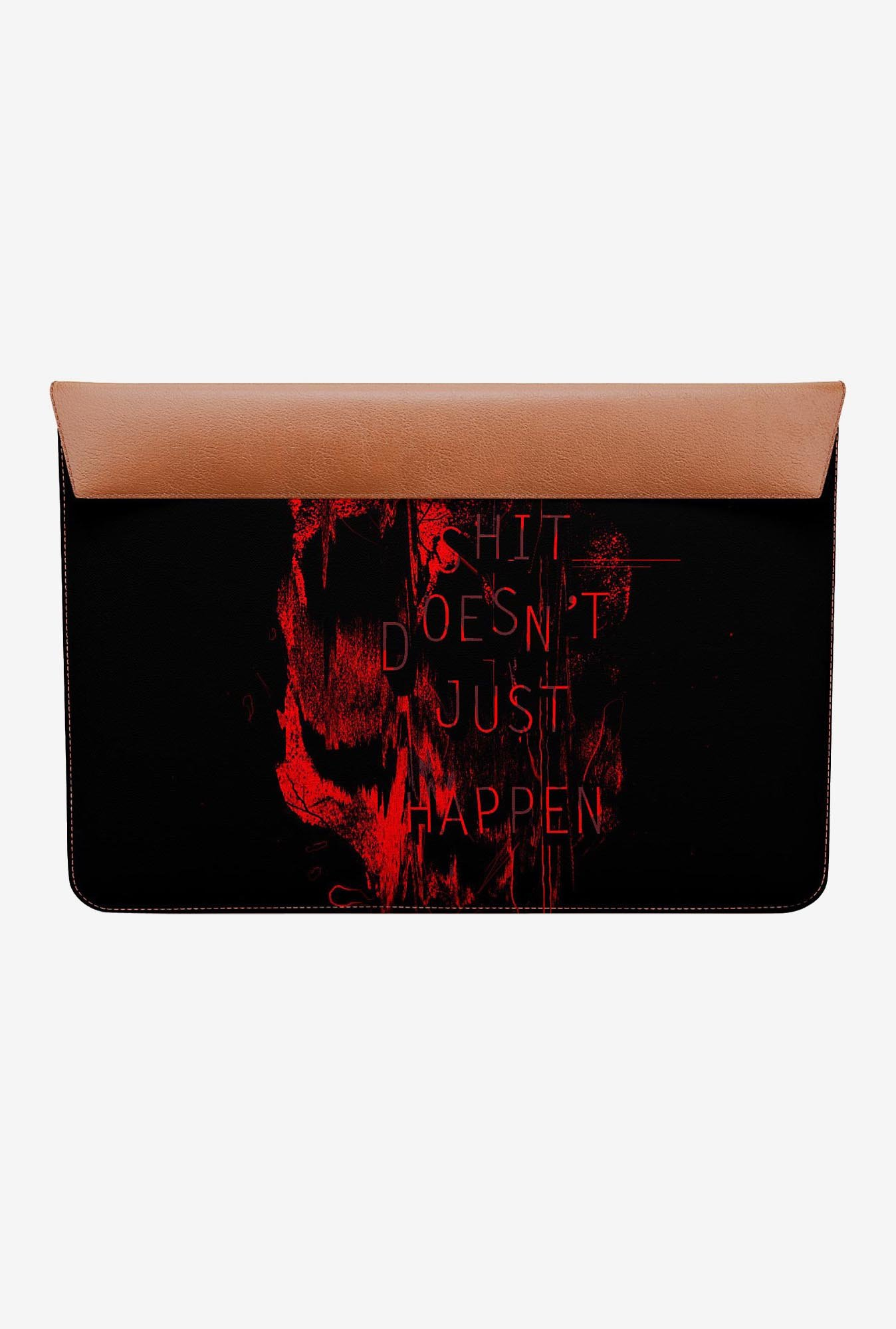 DailyObjects Does Not Happen MacBook Pro 13 Envelope Sleeve