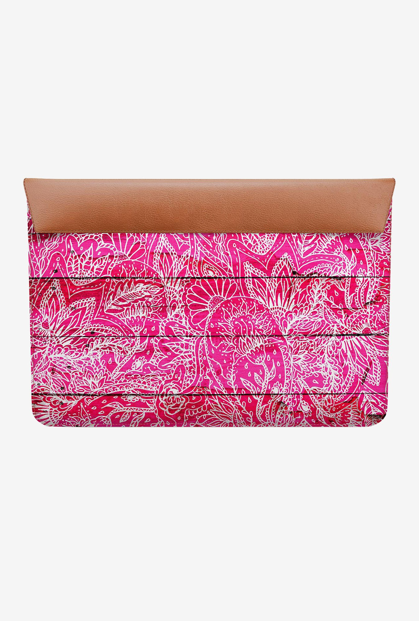 DailyObjects Floral Paisley MacBook Air 13 Envelope Sleeve